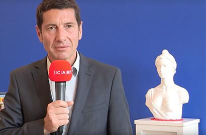 Actu ICART - ICART Cannes - Rencontre avec le Maire de Cannes