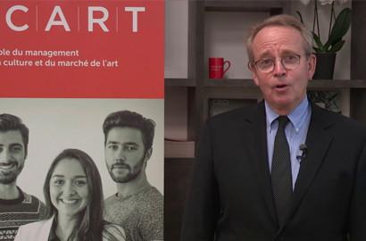 Actu ICART - Masterclass : Un ancien ministre de la culture à l'ICART