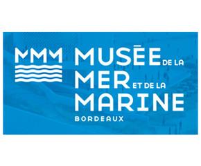 Musée Mer Marine Bordeaux - Partenaire Ecole de Médiation Culturelle ICART