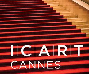 Festival de Cannes - Partenaire Ecole de Médiation Culturelle ICART