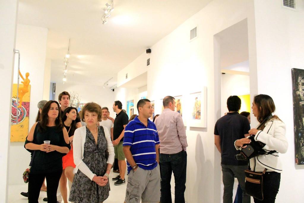 Ecole de Médiation Culturelle ICART - Stage de fin d'études galerie d'art
