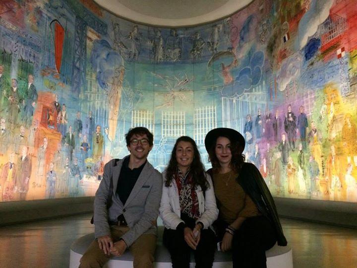 Musée d'Art Moderne de la Ville de Paris - Métiers du marché de l'art ICART