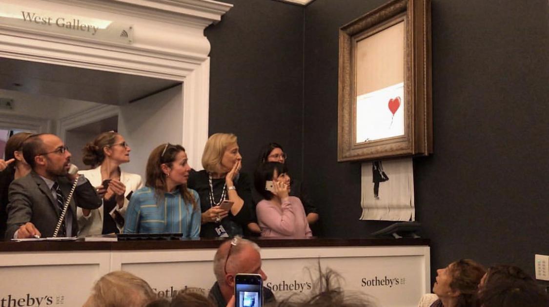 Nicolas Laugero - Directeur de l'ICART, école de médiation culturelle décrypte le phénomène Banksy