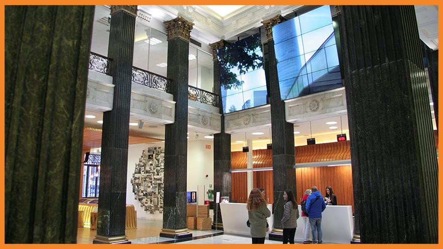 Découverte de Bilbao - MBA Ingénierie culturelle de l'ICART Bordeaux