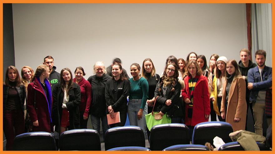 Des rencontres exceptionnelles pour les étudiants du Master médiation culturelle de l'ICART