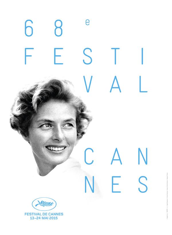Affiche 68eme Festival de Cannes - ICART, Ecole Culture et Marché de l'Art