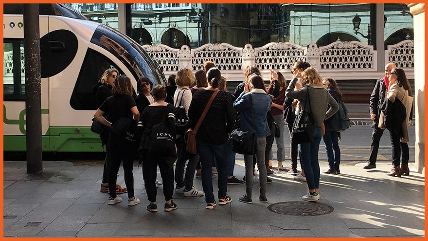 Formation Médiation Culturelle ICART - Voyage Etudiant à Bilbao