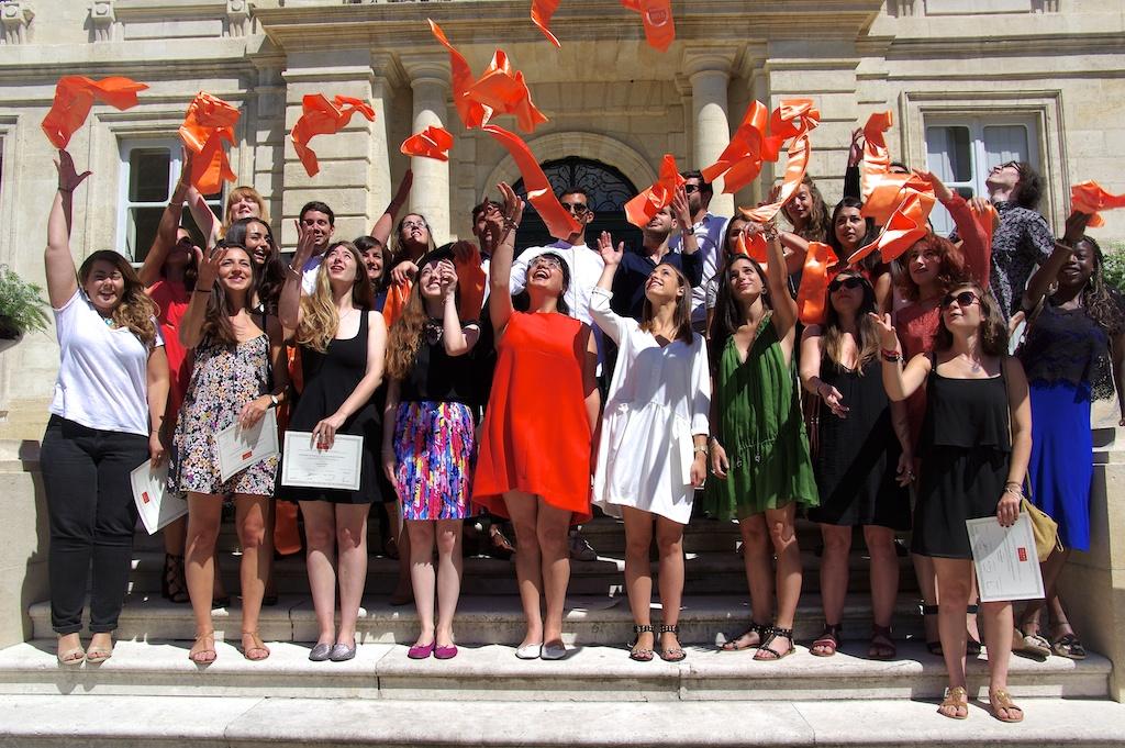 Institut Culturel Bernard Magrez, Cérémonie de Remise de Diplomes - Ecole ICART