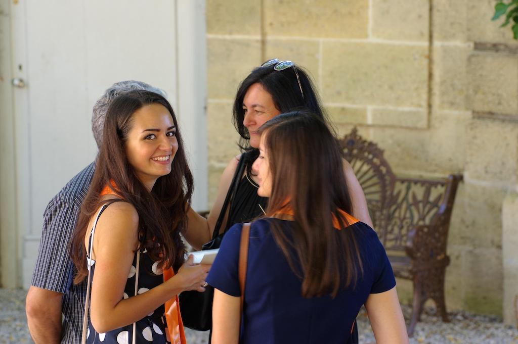 Etudiants Diplômés de l'Ecole de Formation des Métiers de la Culture et de l'Art