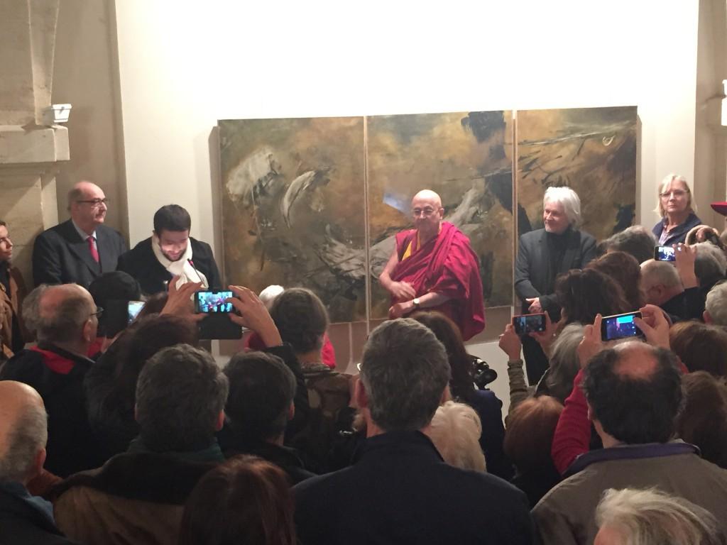 Matthieu Ricard, philosophe et moine tibétain - ICART, Ecole Culture de l'Art