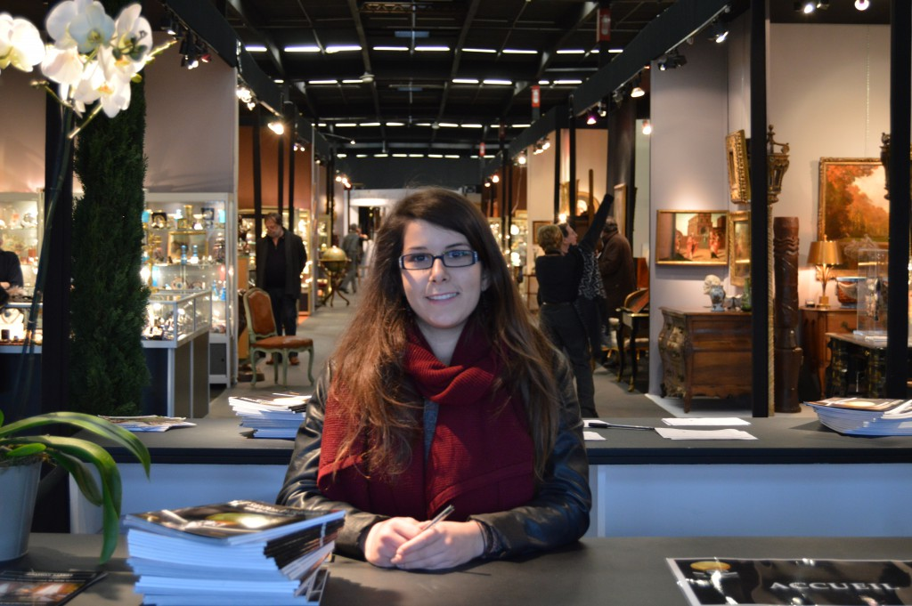 Salon des Antiquaires et de l'Art Contemporain de Bordeaux avec ICART