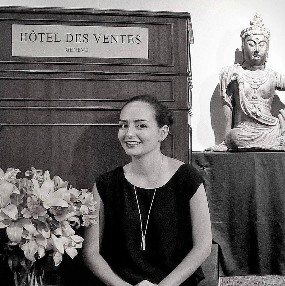 Assistante Gemmologue, Hôtel des Ventes aux Enchères de Genève - Ecole ICART