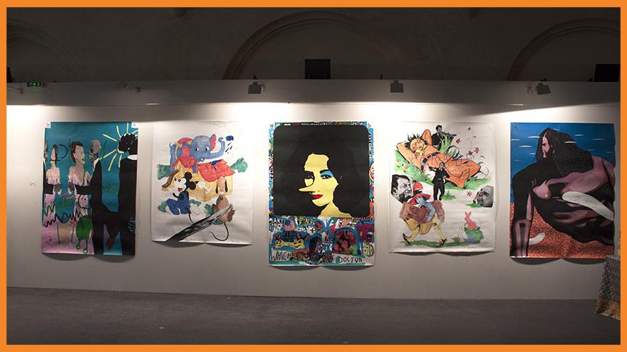 Art - Exposition par les étudiants de la formation médiation culturelle ICART