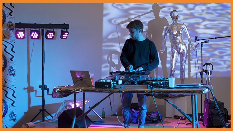 Photos de la Nuit de l'ICART - Ecole de médiation culturelle
