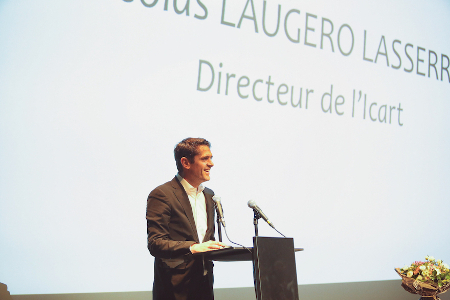 Nicolas Laugero-Lasserre