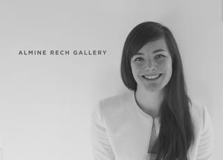 Almine Rech Gallery, Bruxelles - Comment Devenir Galeriste avec l'Ecole ICART