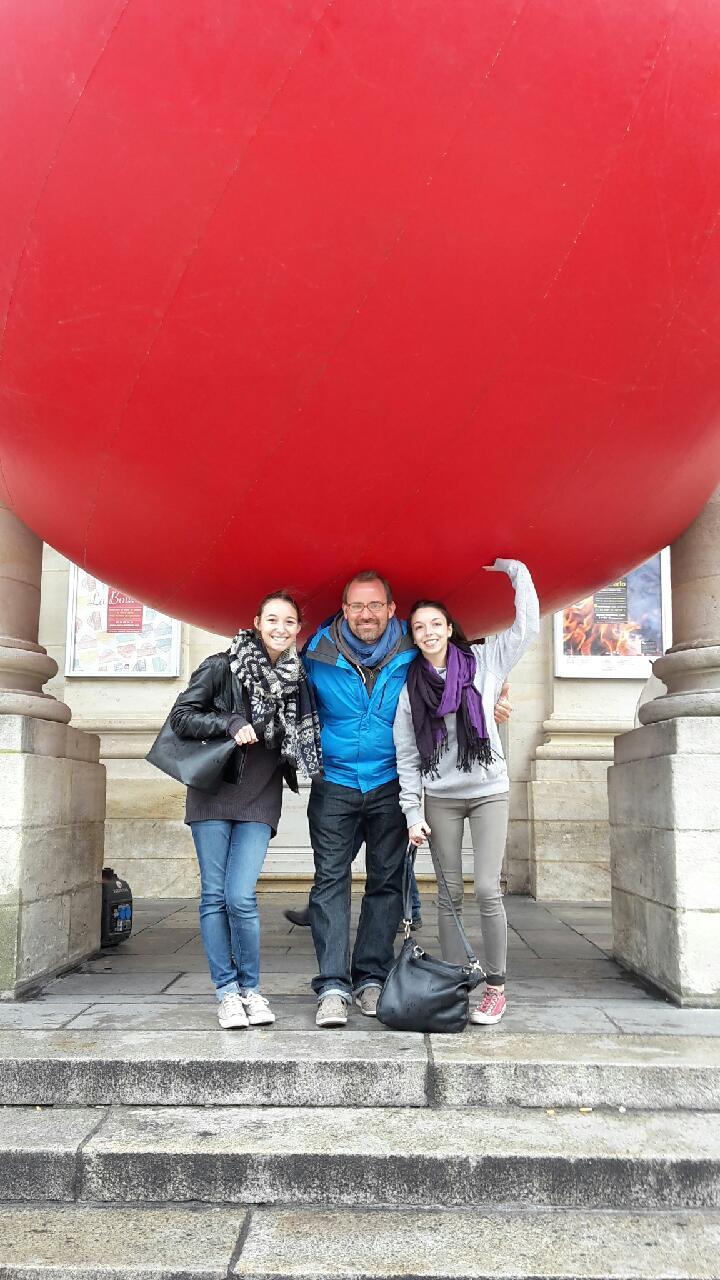 Projet RED BALL - Formation Médiation Culturelle et Communication ICART