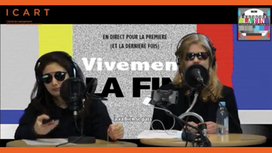 Magazine Audiovisuel et Culturel ICART Events